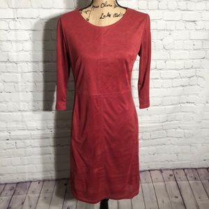 Cato laser cut style dress with pock… 4/$25